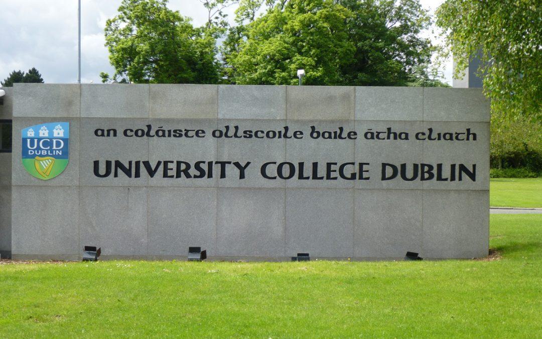 Kick-off in Dublin