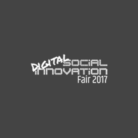 logo Digital Social Innovation Fair