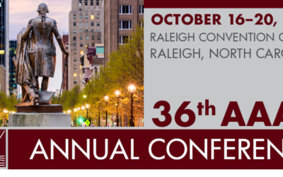 American Association for Aerosol Research (AAAR) 36th Annual Conference