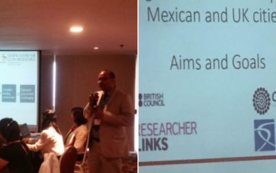 Mexico and Uk workshop on air pollution and its assessment