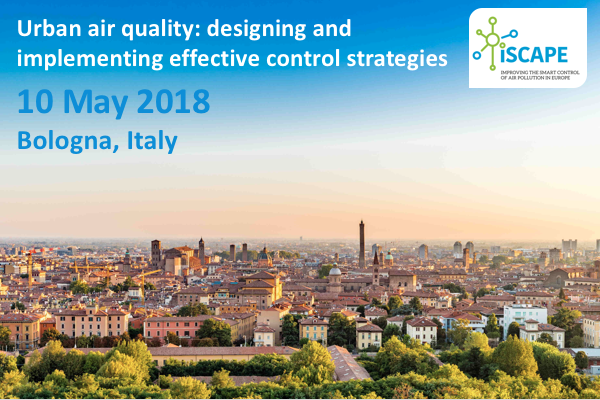 iSCAPE Mid-term Event – Bologna, 10 May 2018