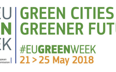 EU Green Week partner event in Bruxelles – 25 May 2018