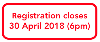Reminder: Mid-term event registration closes today