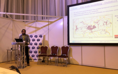 iSCAPE presented at the IAPSC conference at Telford, UK