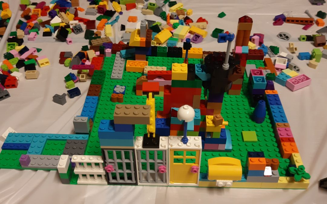 iSCAPE Lego event at UCD Festival 2019