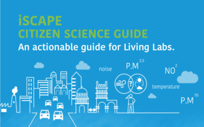 CITIZEN SCIENCE GUIDE – A guide created for the iSCAPE Living Labs
