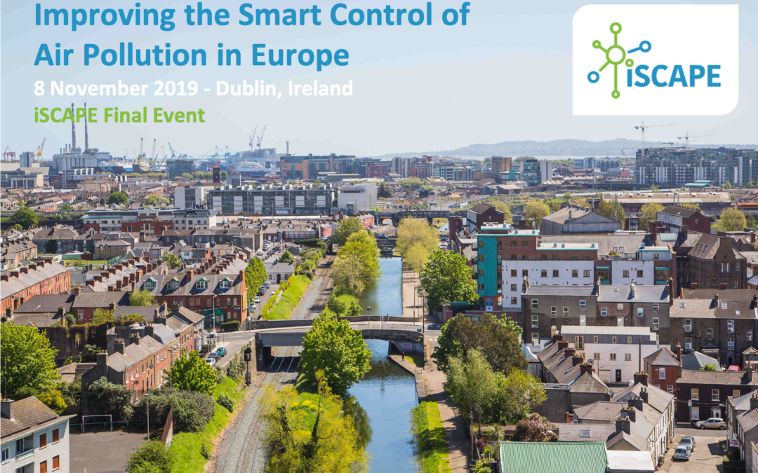 iSCAPE Project Final Event – Dublin 8 November 2019