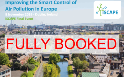 iSCAPE Final event in Dublin FULLY BOOKED